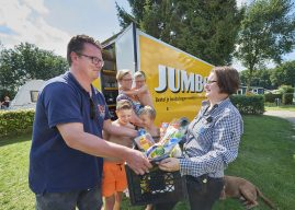Jumbo opent Pick Up Point op camping in Uden