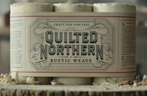 Quilted Northern Rustic Weave