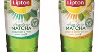 Lipton Ice Tea Green Matcha