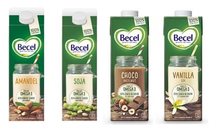 Becel drinks