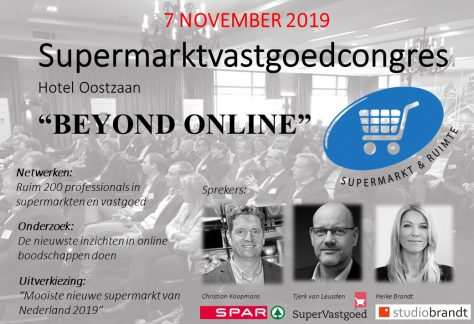 Supermarktvastgoedcongres 2019