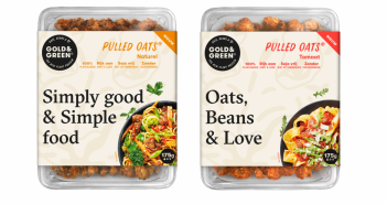 Gold&Green Pulled Oats